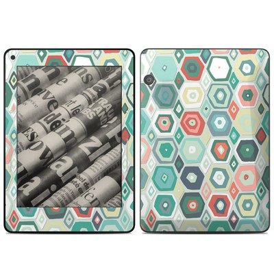 Amazon Kindle Voyage Skin - Pastel Diamond