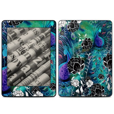 Amazon Kindle Voyage Skin - Peacock Garden