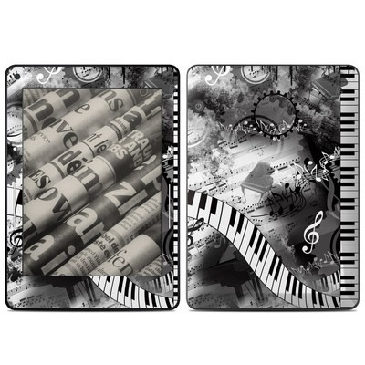 Amazon Kindle Voyage Skin - Piano Pizazz