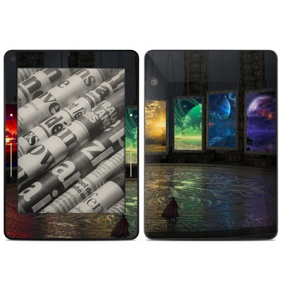 Amazon Kindle Voyage Skin - Portals