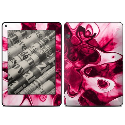 Amazon Kindle Voyage Skin - Pink Splatter