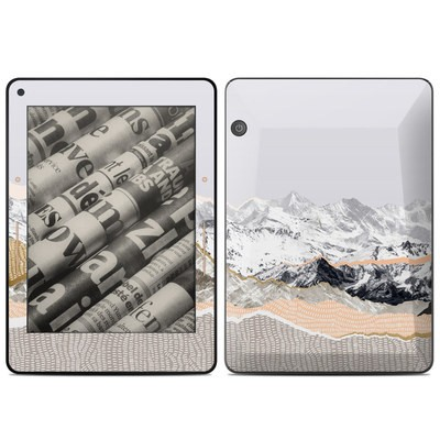 Amazon Kindle Voyage Skin - Pastel Mountains