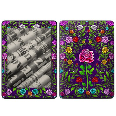 Amazon Kindle Voyage Skin - Rose Burst