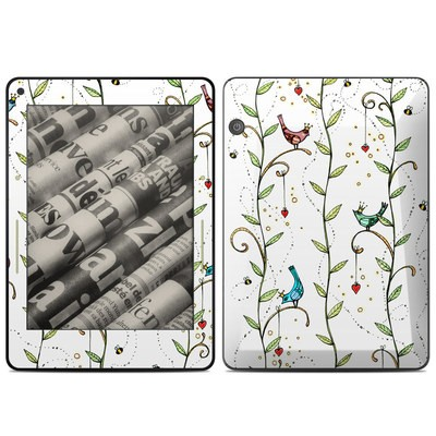 Amazon Kindle Voyage Skin - Royal Birds