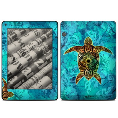 Amazon Kindle Voyage Skin - Sacred Honu