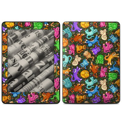 Amazon Kindle Voyage Skin - Sew Catty
