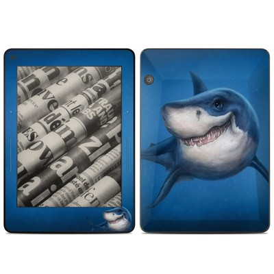 Amazon Kindle Voyage Skin - Shark Totem