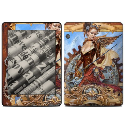 Amazon Kindle Voyage Skin - Steam Jenny