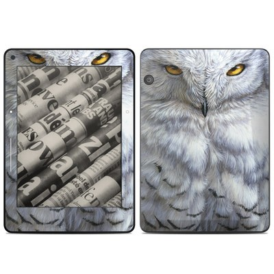 Amazon Kindle Voyage Skin - Snowy Owl