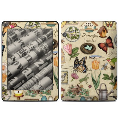 Amazon Kindle Voyage Skin - Spring All