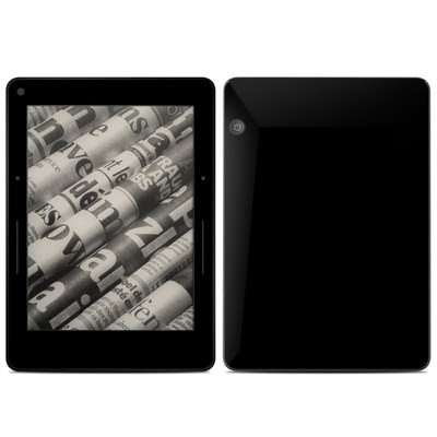 Amazon Kindle Voyage Skin - Solid State Black