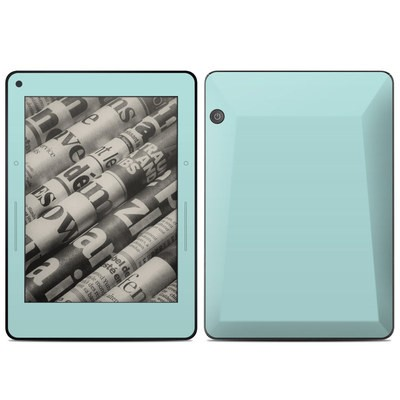 Amazon Kindle Voyage Skin - Solid State Mint