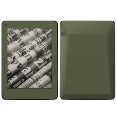 Amazon Kindle Voyage Skin - Solid State Olive Drab