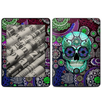 Amazon Kindle Voyage Skin - Sugar Skull Sombrero
