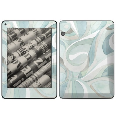 Amazon Kindle Voyage Skin - Swirl