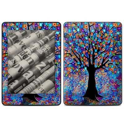 Amazon Kindle Voyage Skin - Tree Carnival