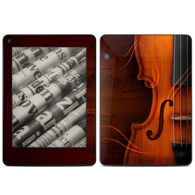 Amazon Kindle Voyage Skin - Violin