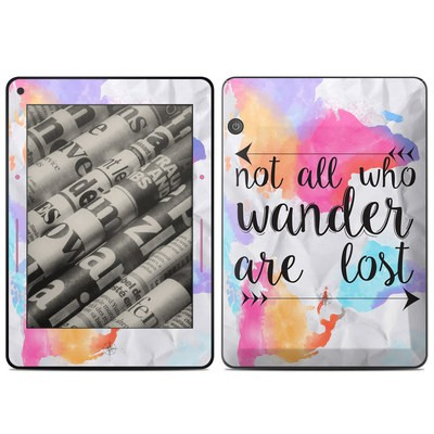 Amazon Kindle Voyage Skin - Wander