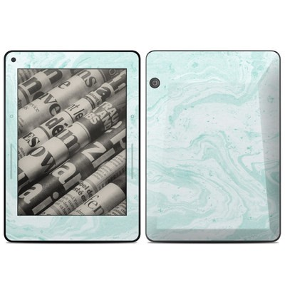 Amazon Kindle Voyage Skin - Winter Green Marble