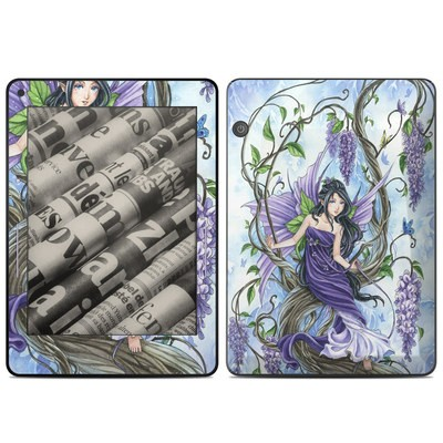 Amazon Kindle Voyage Skin - Wisteria