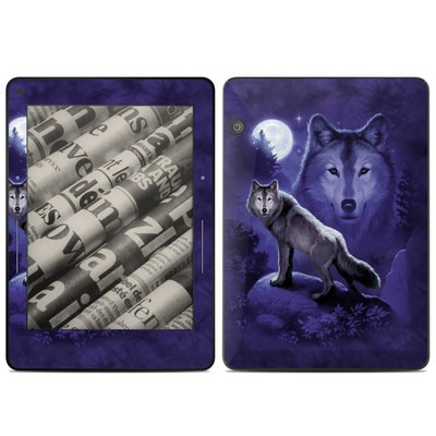 Amazon Kindle Voyage Skin - Wolf