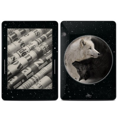 Amazon Kindle Voyage Skin - Wolf Zen