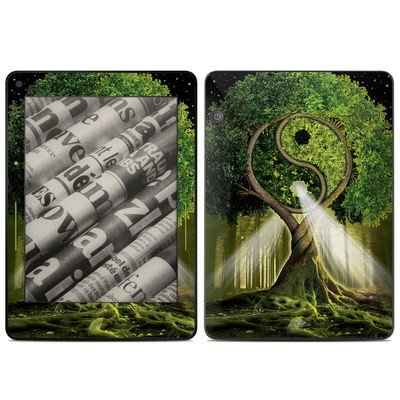 Amazon Kindle Voyage Skin - Yin Yang Tree