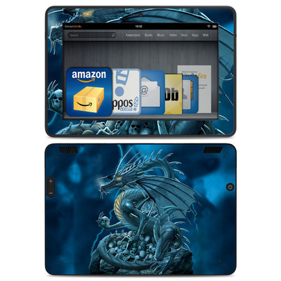 Amazon Kindle HDX Skin - Abolisher