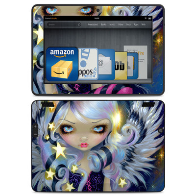 Amazon Kindle HDX Skin - Angel Starlight