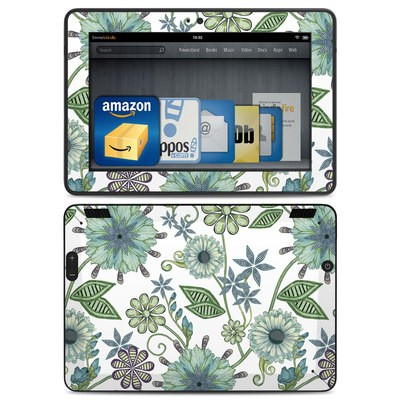 Amazon Kindle HDX Skin - Antique Nouveau