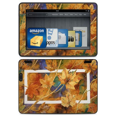 Amazon Kindle HDX Skin - Autumn Days