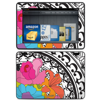 Amazon Kindle HDX Skin - Barcelona