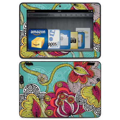 Amazon Kindle HDX Skin - Beatriz