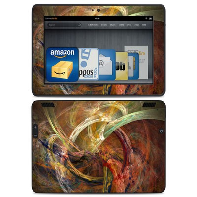 Amazon Kindle HDX Skin - Blagora