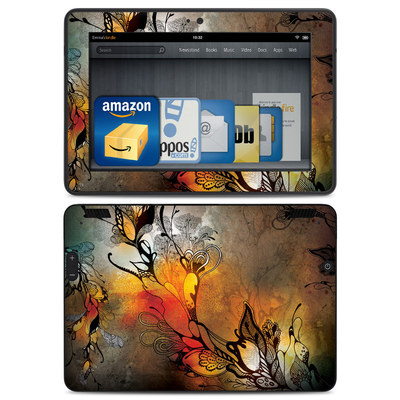 Amazon Kindle HDX Skin - Before The Storm