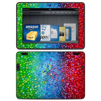 Amazon Kindle HDX Skin - Bubblicious