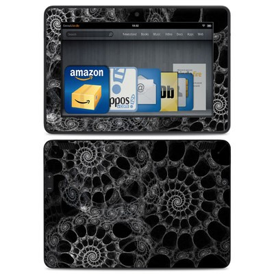 Amazon Kindle HDX Skin - Bicycle Chain