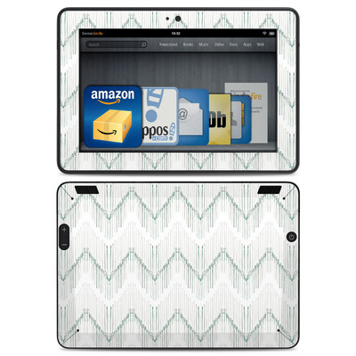 Amazon Kindle HDX Skin - Chic Chevron