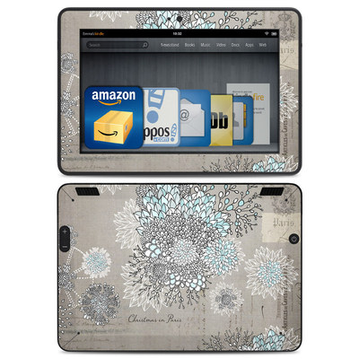 Amazon Kindle HDX Skin - Christmas In Paris