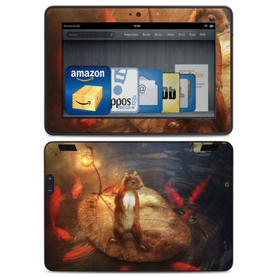 Amazon Kindle HDX Skin - Columbus