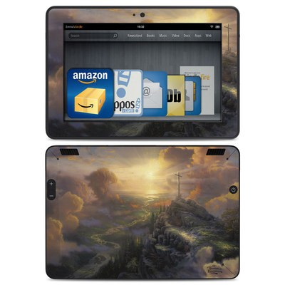 Amazon Kindle HDX Skin - The Cross