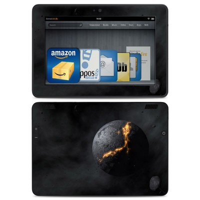 Amazon Kindle HDX Skin - Crucible
