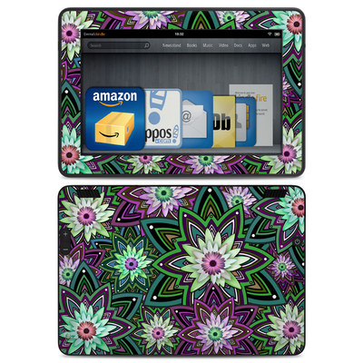 Amazon Kindle HDX Skin - Daisy Trippin