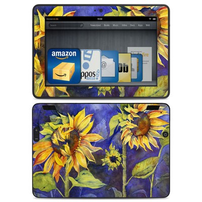 Amazon Kindle HDX Skin - Day Dreaming