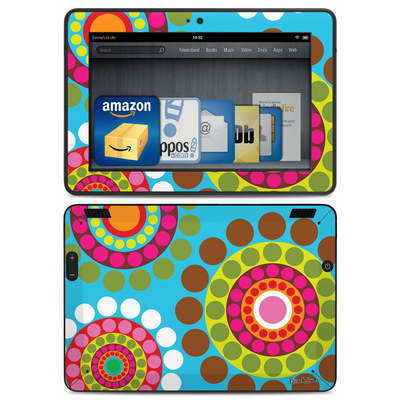 Amazon Kindle HDX Skin - Dial