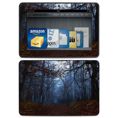 Amazon Kindle HDX Skin - Elegy