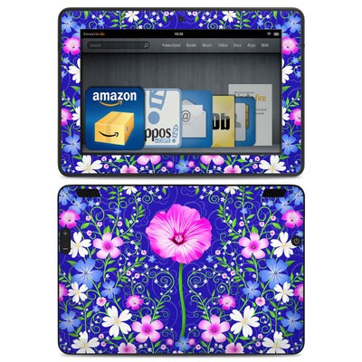 Amazon Kindle HDX Skin - Floral Harmony