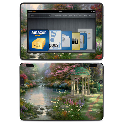 Amazon Kindle HDX Skin - Garden Of Prayer