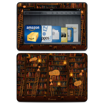 Amazon Kindle HDX Skin - Google Data Center