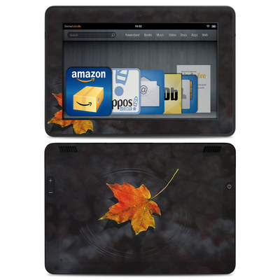 Amazon Kindle HDX Skin - Haiku
